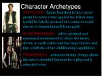 character archetypes3