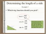 determining the length of a side example 53