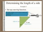 determining the length of a side example 64