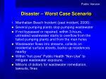 disaster worst case scenario2