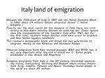 italy land of emigration1