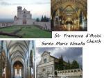 st francesco d assisi church