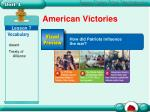 american victories