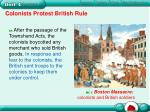 colonists protest british rule2