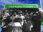 civil rights protests6