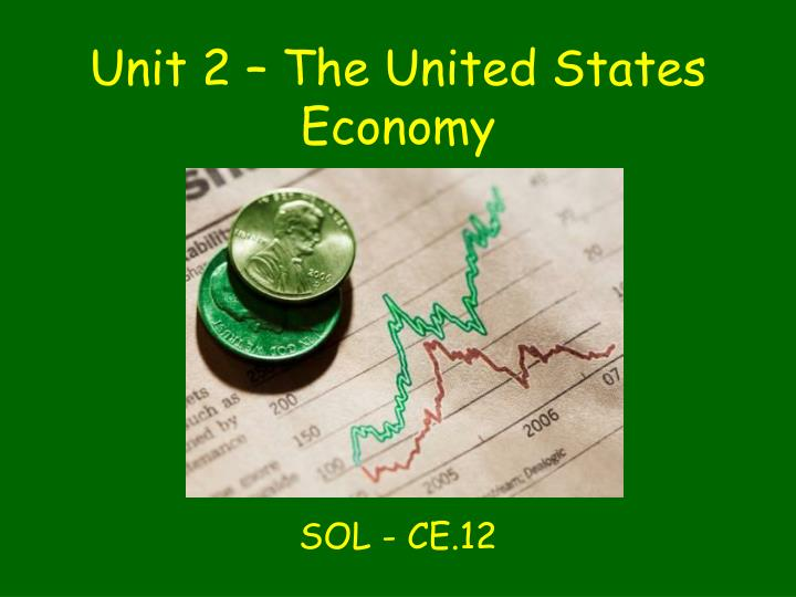 unit 2 the united states economy n.