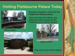 visiting fishbourne palace today