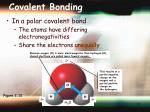 covalent bonding2