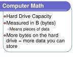 computer math7