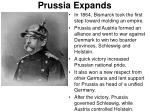 prussia expands