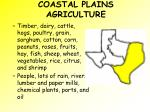 coastal plains agriculture