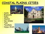 coastal plains cities
