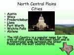 north central plains cities