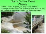 north central plains climate1