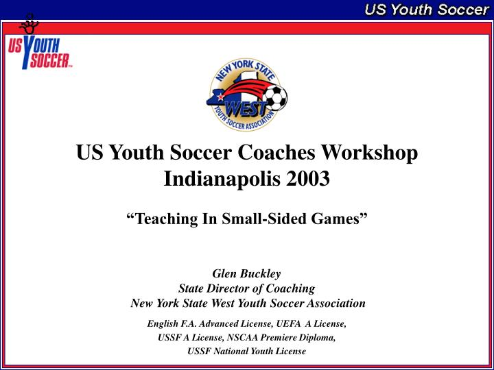 teaching in small sided games n.