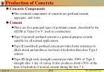 production of concrete3