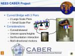 nees caber project