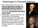 washington s farewell address1