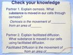 check your knowledge2