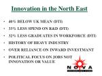 innovation in the north east