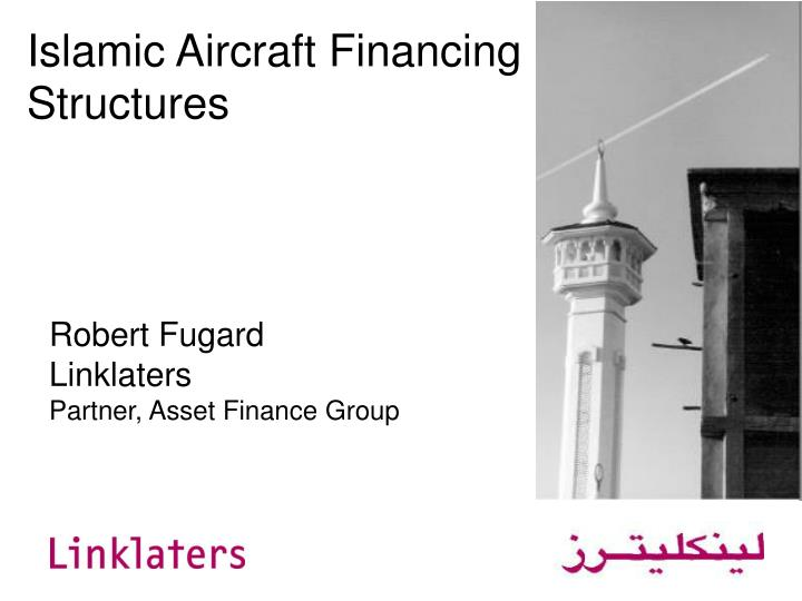 islamic aircraft financing structures n.