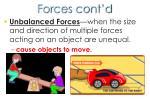 forces cont d1