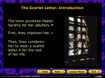 the scarlet letter introduction3