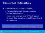 transformed philosophies1