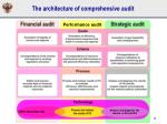 the architecture of comprehensive audit
