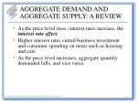 aggregate demand and aggregate supply a review5