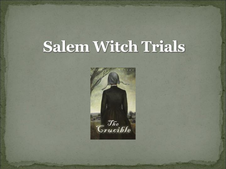 salem witch trials n.