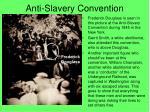 anti slavery convention