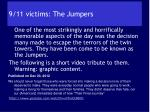 9 11 victims the jumpers