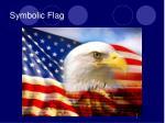 symbolic flag