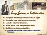 doug johnson on collaboration