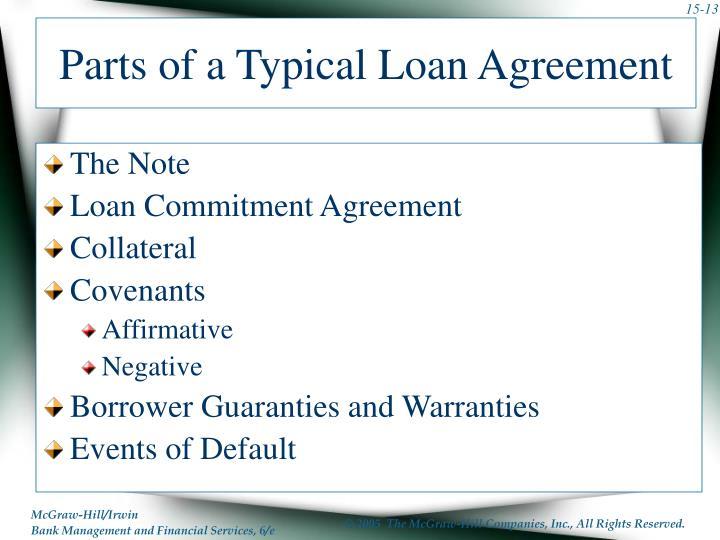 Ppt Chapter Fifteen Lending Policies And Procedures Powerpoint