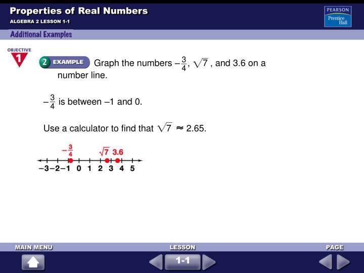 properties of real numbers n.