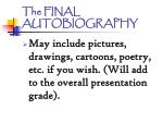 the final autobiography2