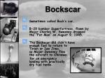 bockscar