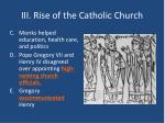 iii rise of the catholic church2