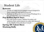 student life1
