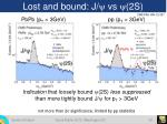 lost and bound j y vs y 2s