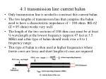 4 1 transmission line current balun