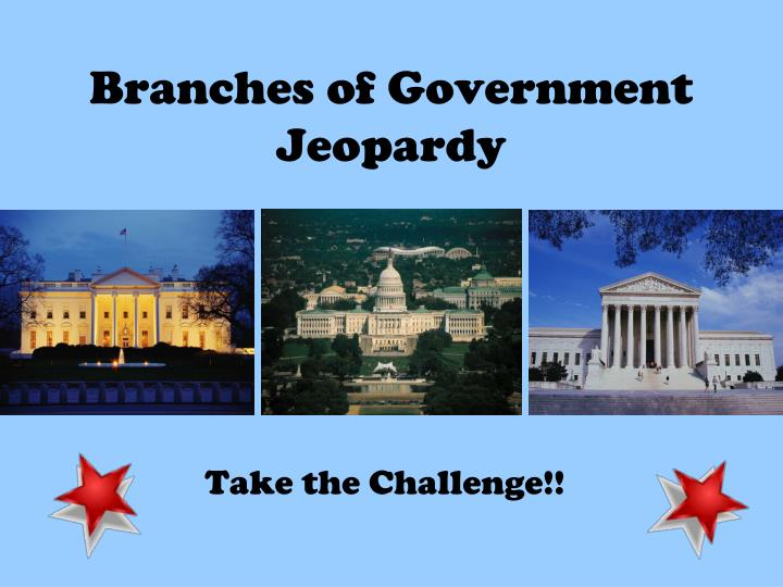 branches of government jeopardy n.