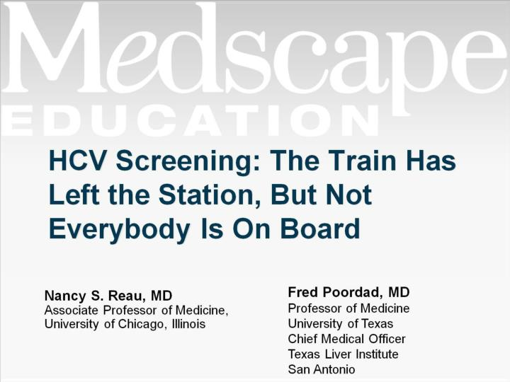hcv screening the train has left the station but not everybody is on board n.