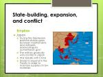 state building expansion and conflict5
