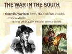 the war in the south2