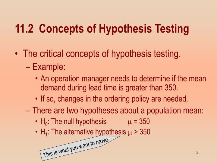11 2 concepts of hypothesis testing