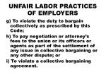 unfair labor practices of employers2
