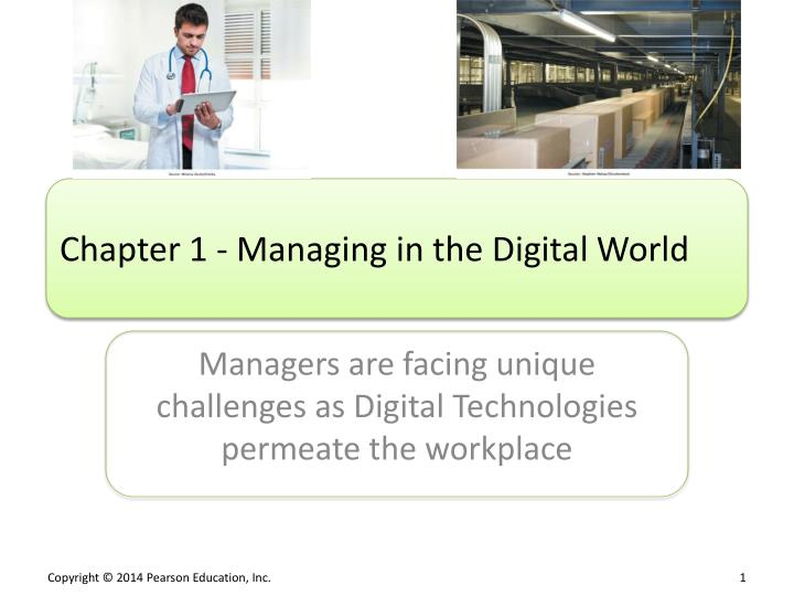chapter 1 managing in the digital world n.